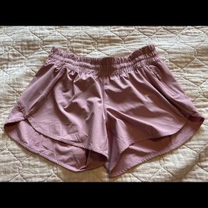 Lululemon running shorts size 10